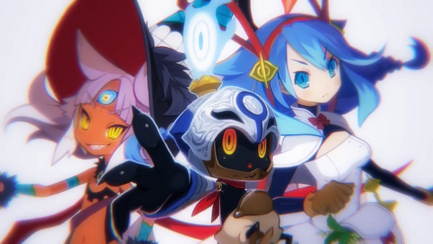The Witch and the Hundred Knight 2 présente ses personnages