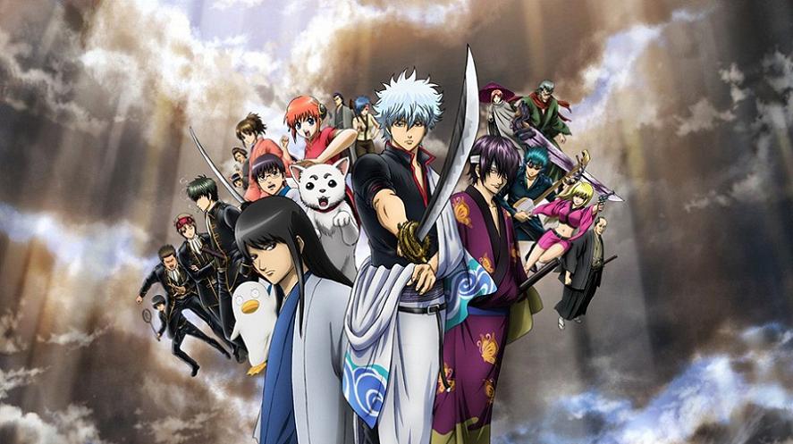 L'arc final de Gintama débutera le 7 janvier