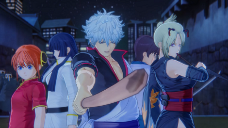 Test : Gintama Rumble (PS4)