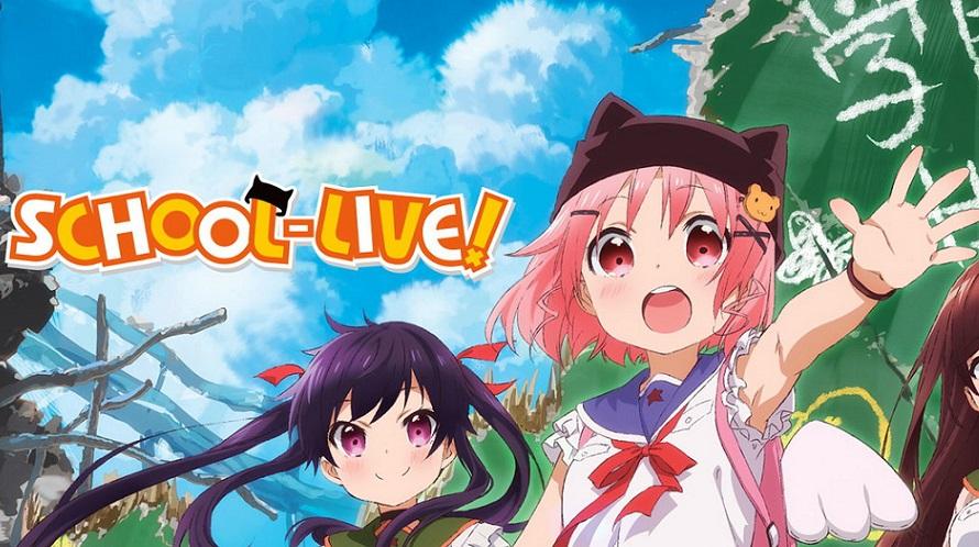 School-Live! bientôt adapté en film-live !