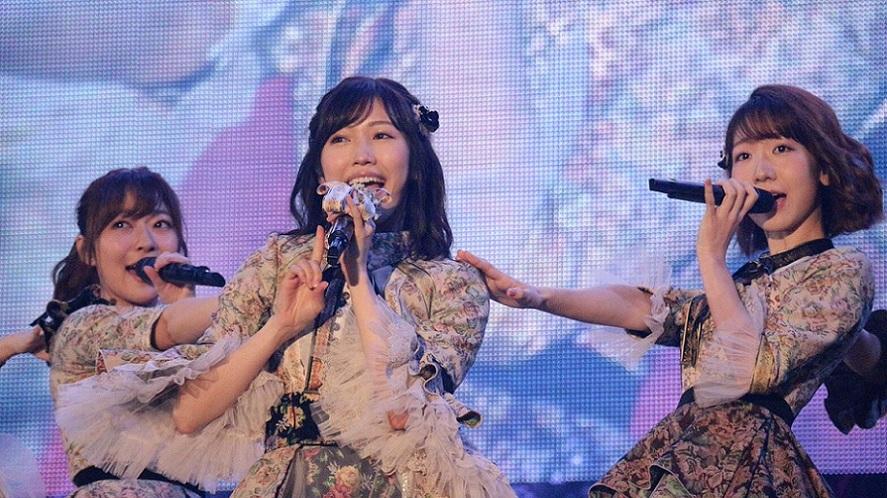 Mayu Watanabe quitte les AKB48 sur une bonne note