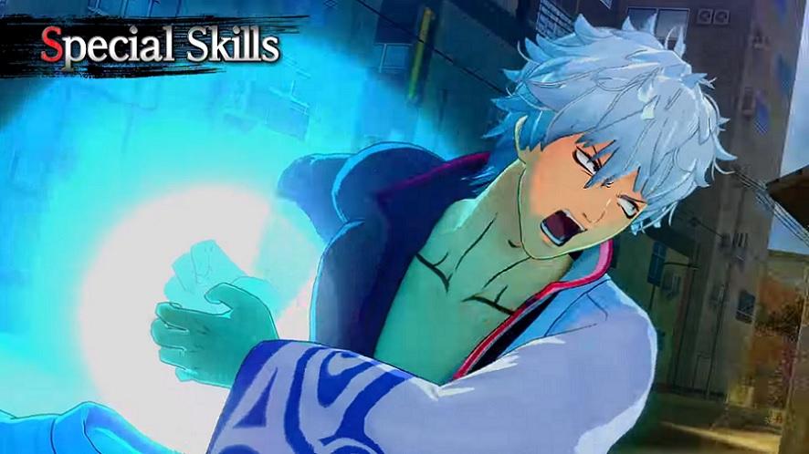 Gintama Rumble : 12 min de gameplay en vidéo