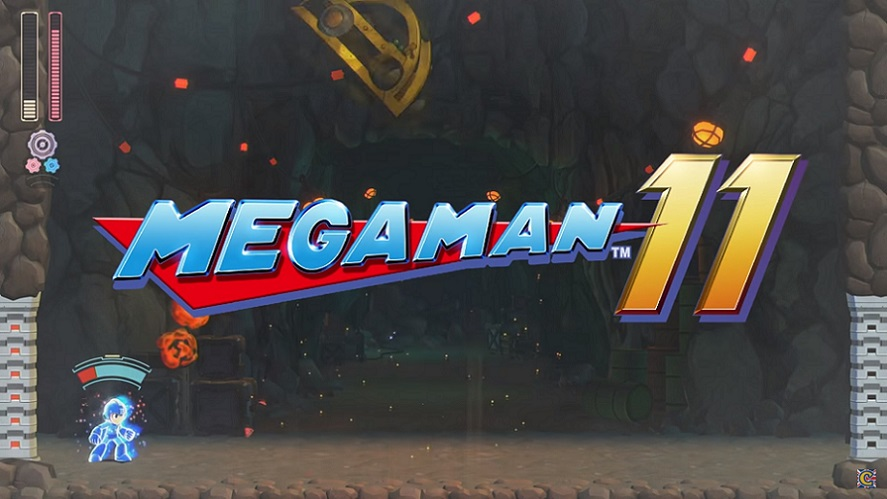 Capcom sort Mega Man 11 de son chapeau