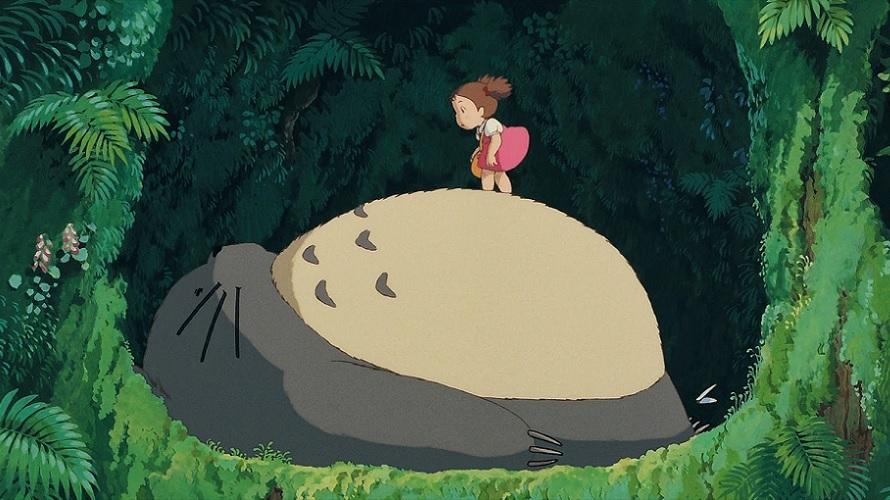 Charts anime : Mon Voisin Totoro et les long-sellers en forme avant Noël
