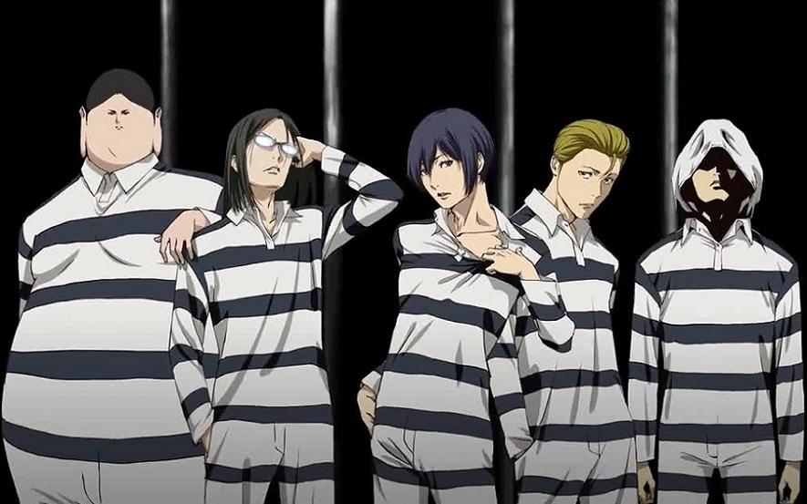 Prison School : C'est fini !