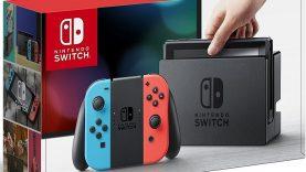Nintendo lancerait une nouvelle Switch en 2019