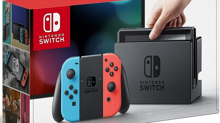 La Switch décolle malgré des charts software amorphes