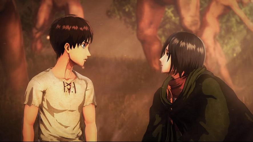 Les doubleuses de Mikasa et Armin nous présentent A.O.T. 2