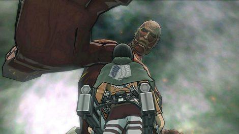 Test : Shingeki no Kyôjin 2 : Mirai no Zahyô (3DS)