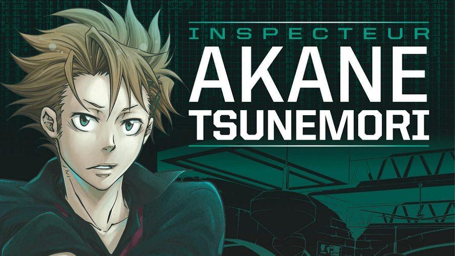 Critique : Inspecteur Akane Tsunemori (Tome 3)