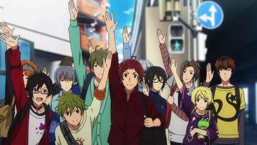 Charts anime : Le public de The Idolm@ster SideM répond présent