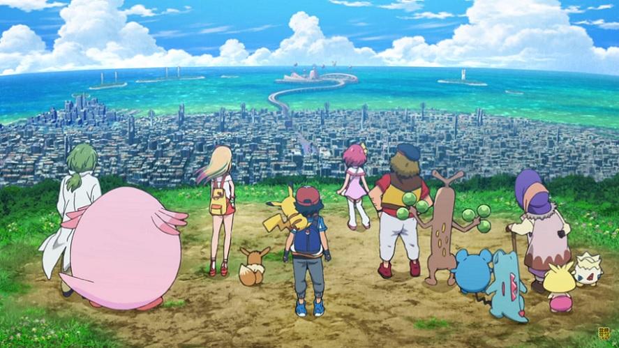 Une nouvelle bande-annonce pour le prochaine film Pokémon