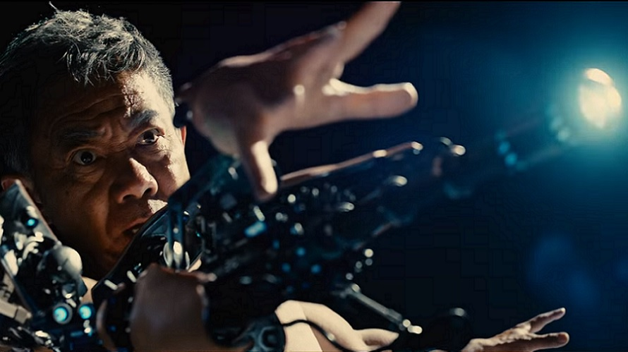 Un nouveau trailer pour le film-live Inuyashiki