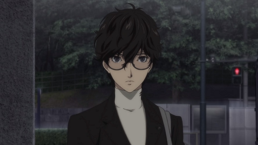PERSONA5 The Animation arrive chez Wakanim