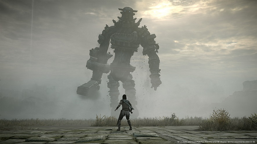 Test : Shadow of the Colossus (PS4)