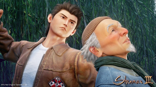 shenmue III magic 2018 3