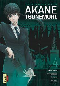 Inspecteur Akane Tsunemori – Tome 3