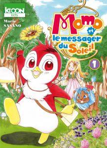 Momo et le messager du Soleil tome 1