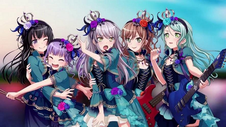 Charts J-Pop : Tout roule pour BanG Dream!