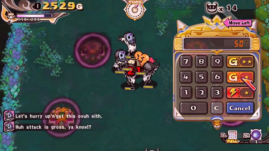 Penny-Punching Princess, le capitalisme a son jeu