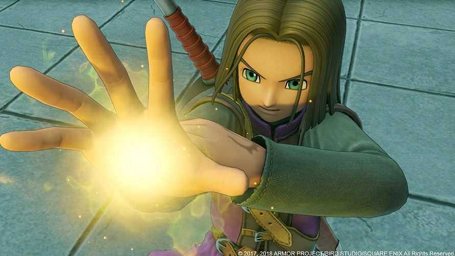 Dragon Quest XI sortira sur Switch en 2019