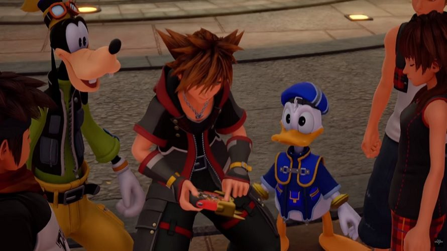 #E3 2018> Kingdom Hearts III sortira le 29 janvier 2019