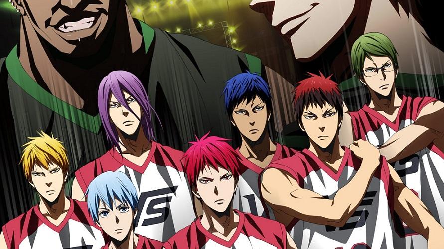 Kuroko's Basket : Last Game débarque chez ADN et Kazé