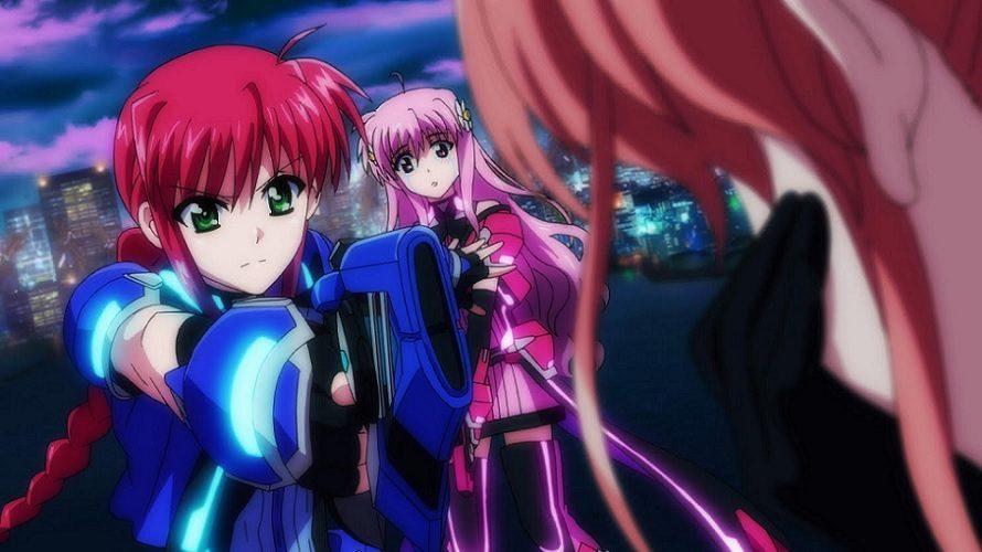 Charts anime : Nanoha, et puis le reste