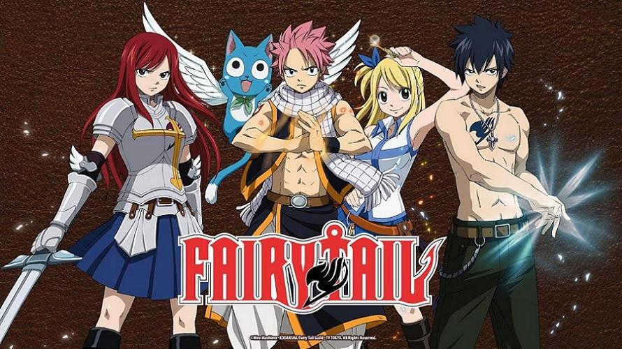 Fairy Tail : Une suite au manga et un spin-off