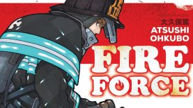 Fire Force adapté en anime par David Production