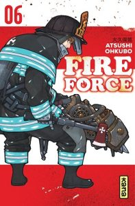 fire force tome 6