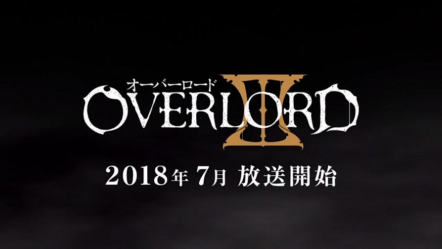 La saison 3 de l'anime Overlord datée au Japon
