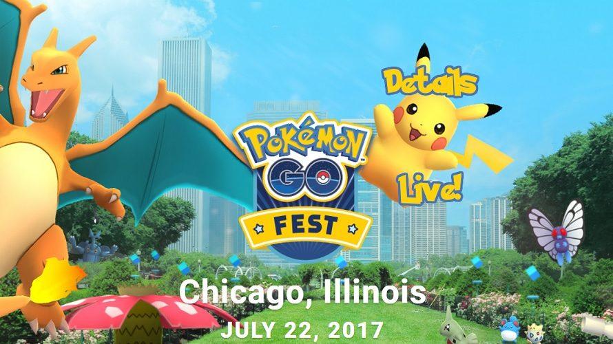 Le Pokémon Go Fest va coûter cher à Niantic