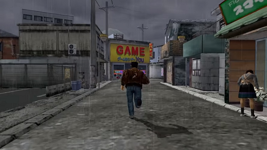 Shenmue I & II débarquent sur PS4 !