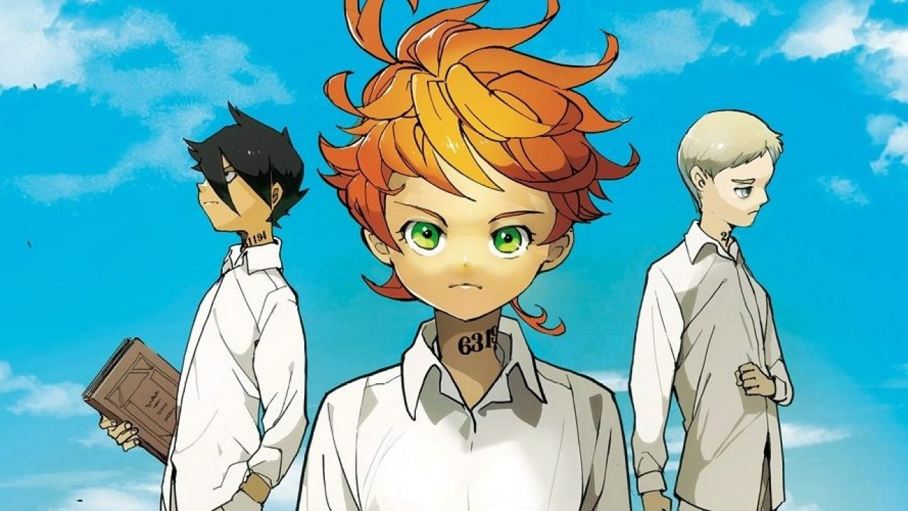 Charts manga : The Promised Neverland n'arrête pas de grimper - JapanPop.fr