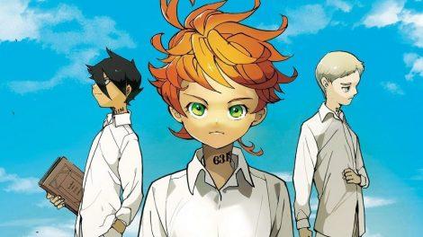 Charts manga : Où s'arrêtera The Promised Neverland ?