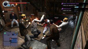 yakuza 6 combats