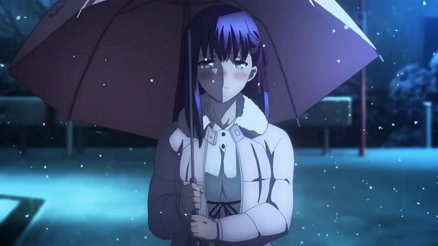Charts anime : Fate/stay night résiste à Godzilla