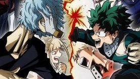 Charts manga : My Hero Academia réalise son meilleur lancement de tome