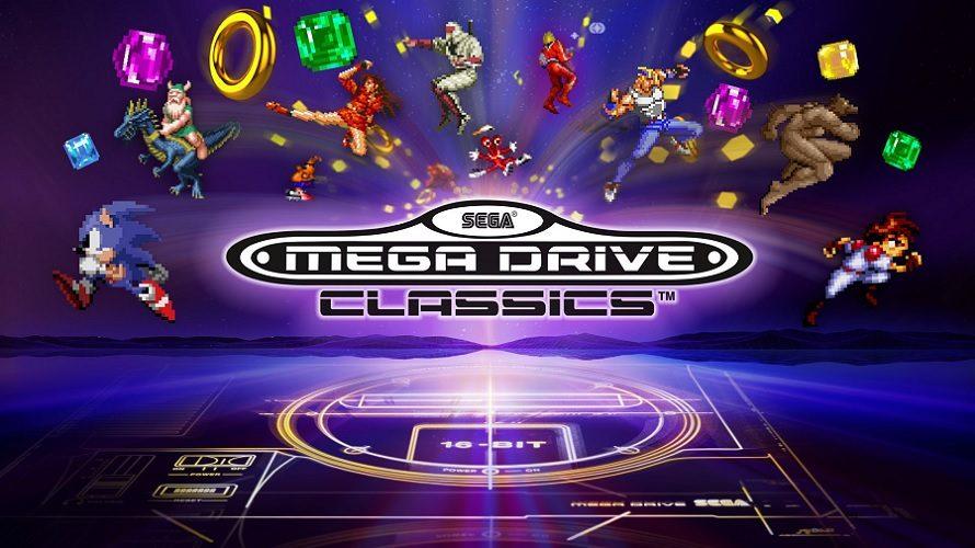 Test : Sega Mega Drive Classics (PS4/Xbox One)
