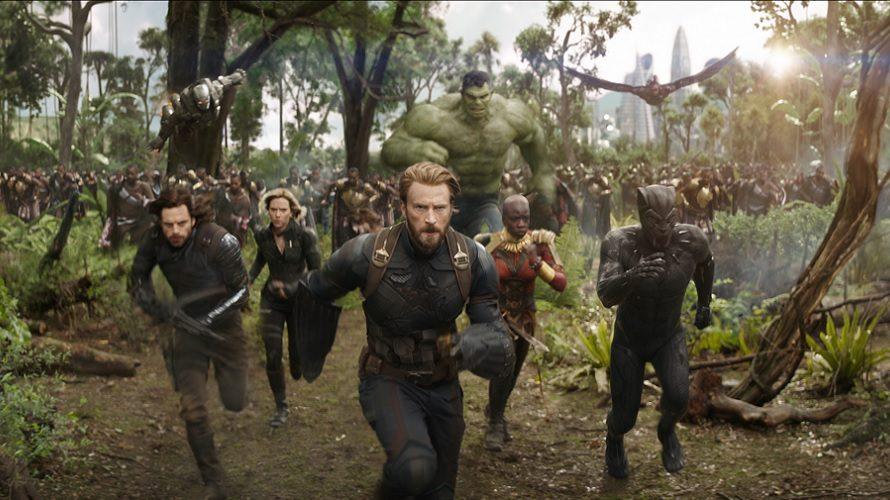 Cinéma : Avengers marche fort au Japon, mais reste derrière Conan