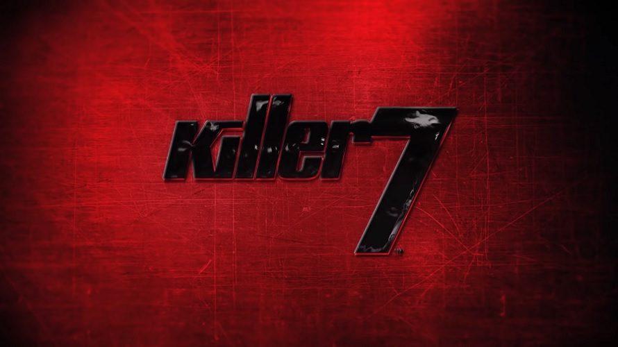 Un remaster de Killer7 annoncé pour cet automne sur PC