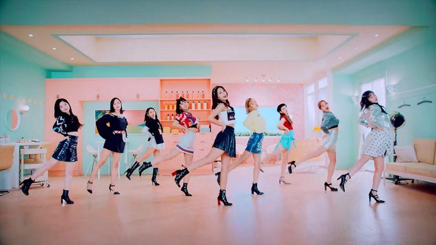 Charts J-Pop : TWICE s'abonne à la première place