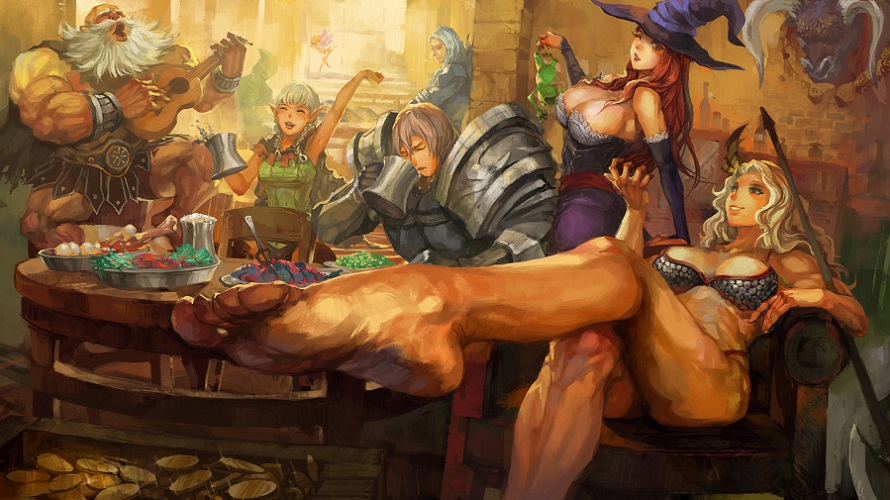 Test : Dragon's Crown Pro (PS4)