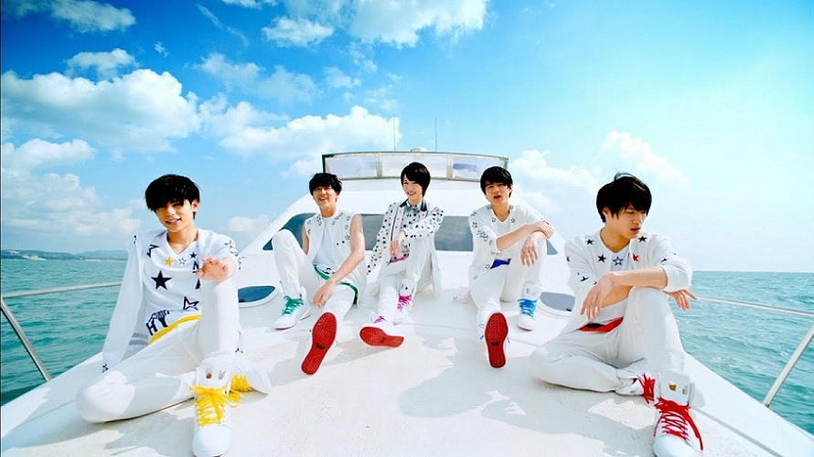 Charts J-Pop : La saison des tubes de l'été est lancée