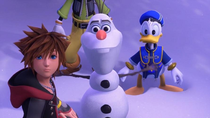 #E3 2018> Kingdom Hearts III dévoile son nouveau trailer