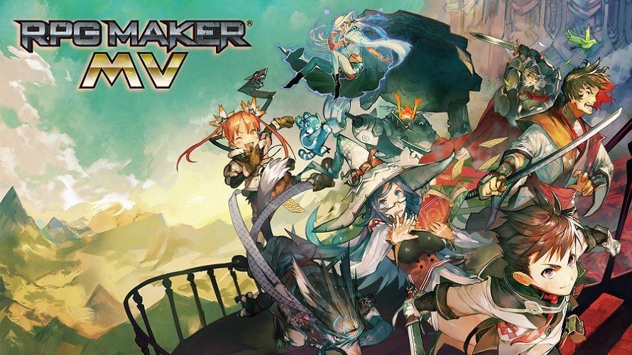RPG Maker MV daté pour le 15 novembre au Japon