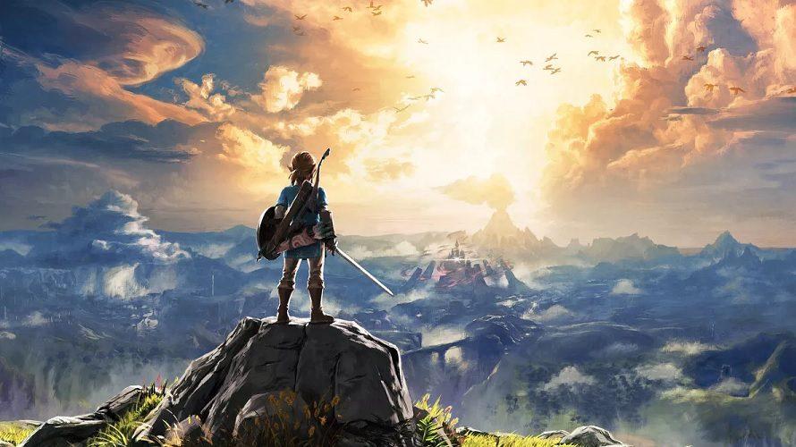 Charts JV : Zelda BOTW dépasse le million au Japon
