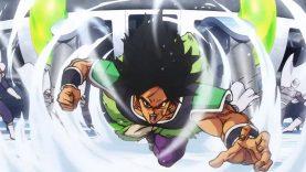 Dragon Ball Super : Broly lâche trois nouvelles vidéos