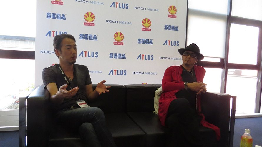 Interview : Daisuke Sato et Takaya Kuroda (Yakuza, Fist of the North Star : Lost Paradise)